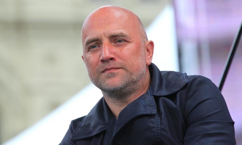 Прилепин переехал в ДНР и получил должность заместителя командира батальона ополченцев