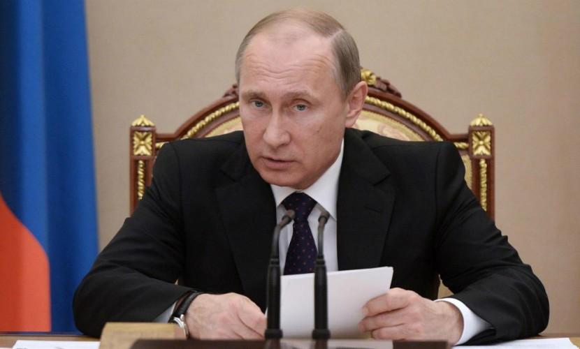 Киев желает вышибать деньги уЕвропы, выставляя себя жертвой агрессии— Путин