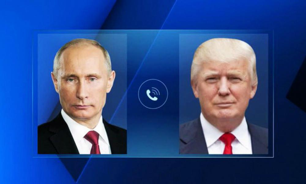Пентагон остался доволен разговором Путина и Трампа