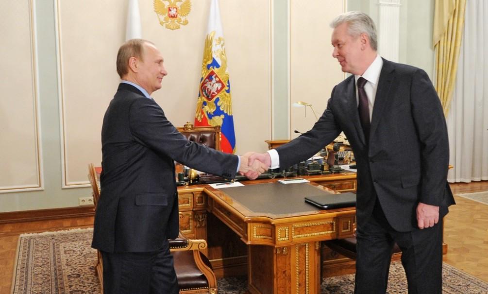 Президент Путин распорядился снести