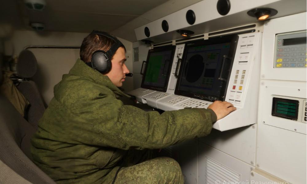 Подразделения ПВО ВКС в Москве привели в высшую степень боеготовности