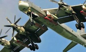 В Сети появилось видео удара российскими ракетами по «столице ИГИЛ» Ракке