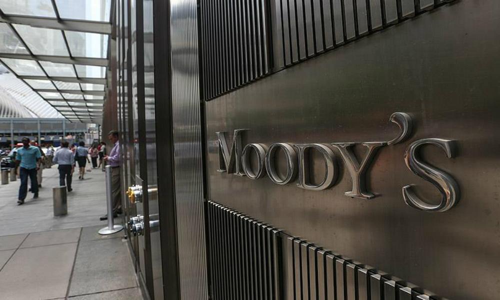 Moody's улучшило прогноз по экономическому рейтингу России от негативного до стабильного