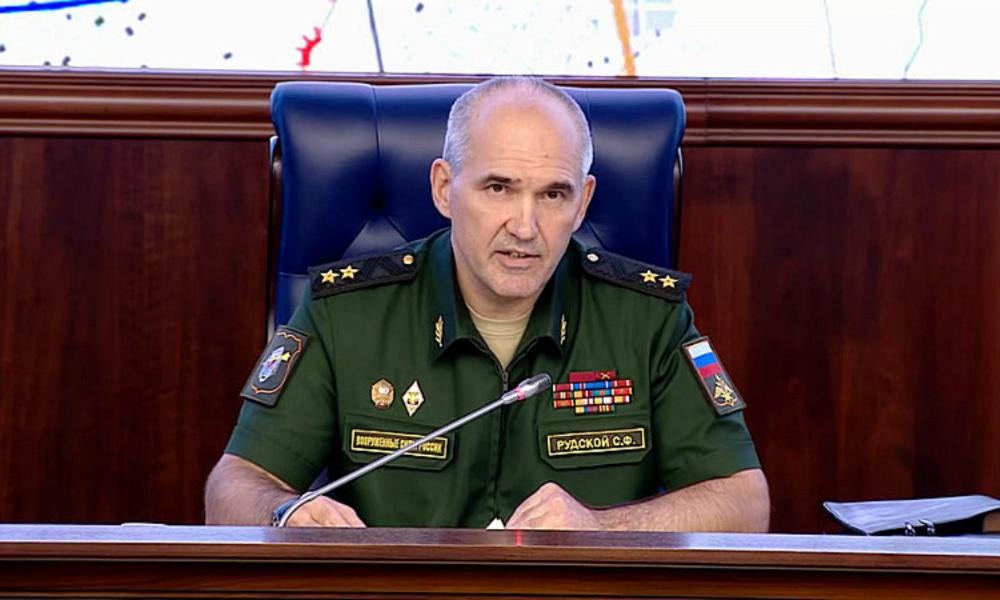 Путин повысил в звании «сирийских» генералов ВС России