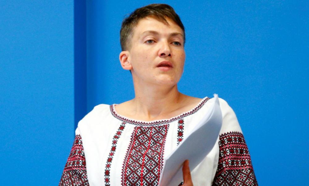 Савченко предложили на полиграфе доказать, что она не агент Кремля