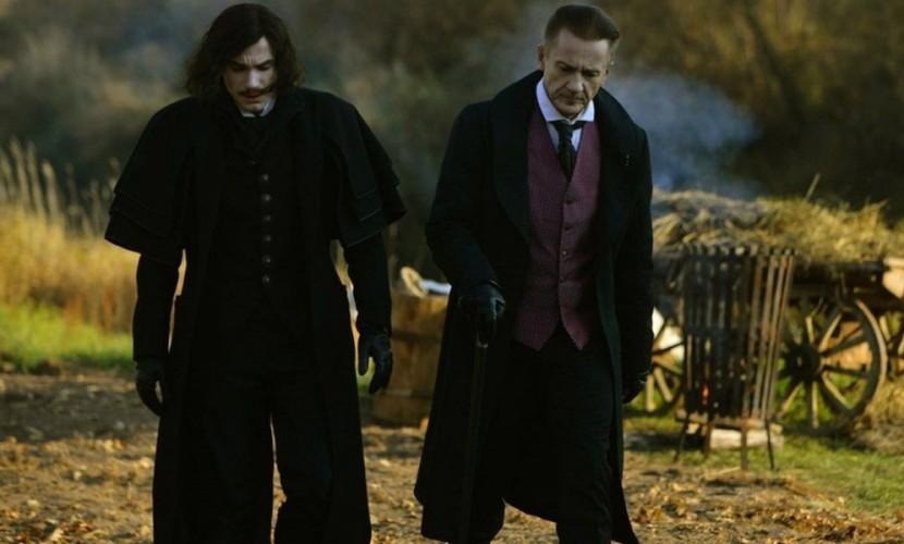 Винтернете опубликовали 1-ый трейлер мистического сериала про Николая Гоголя