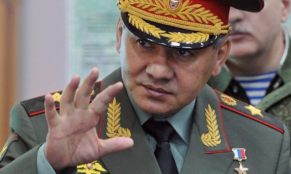 Шойгу потребовал объяснений от американцев насчет намерения говорить с Россией