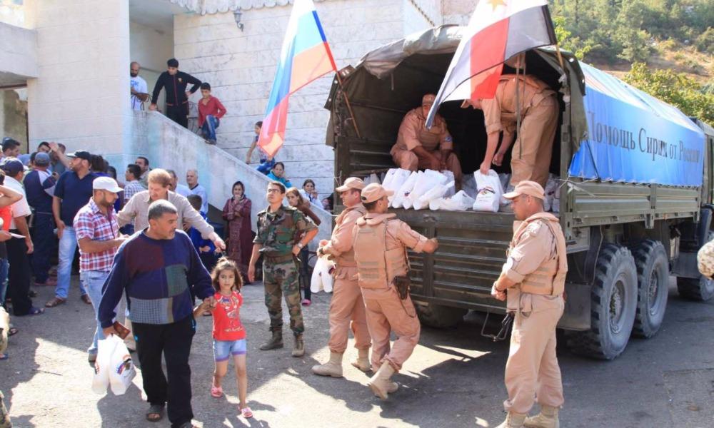 Четыре российских военных советника погибли в машине от радиоуправляемого заряда в Сирии
