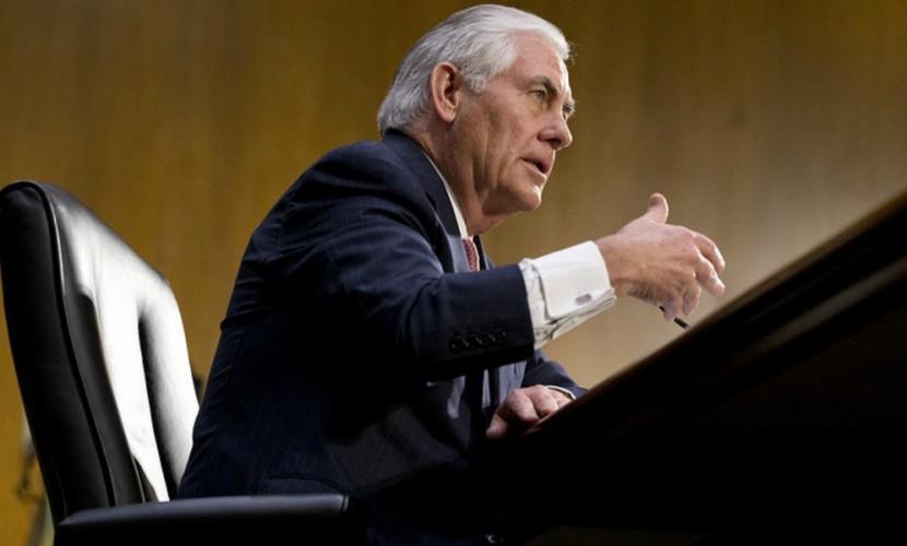 Сенат США утвердил Тиллерсона напосту госсекретаря— Друг Владимира Путина