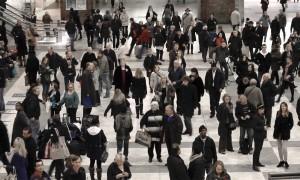 Российские ученые разработали программу для выявления необычного поведения людей в толпе