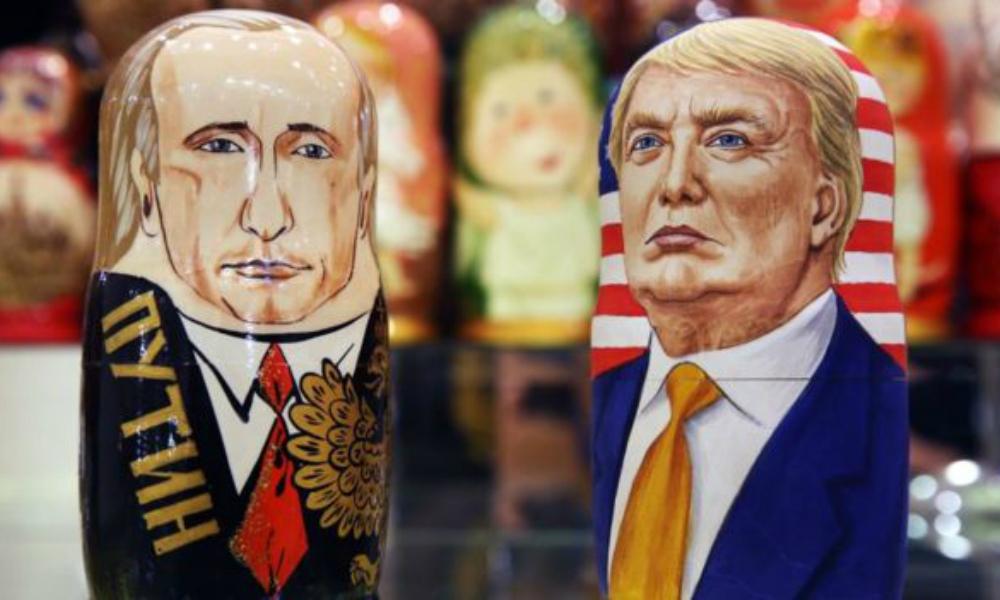 Bloomberg: Кремль попросил российские СМИ перестать хвалить Дональда Трампа