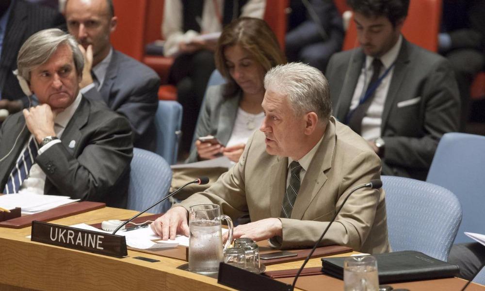 Украина заблокировала принятие главой Совета Безопасности ООН заявления, посвященного Чуркину