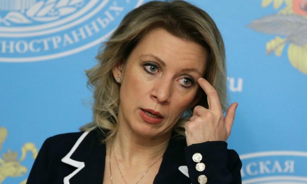 «Нелепая постановка»: Захарова поделилась впечатлениями от просмотра фильма Би-би-си о российских футбольных фанатах