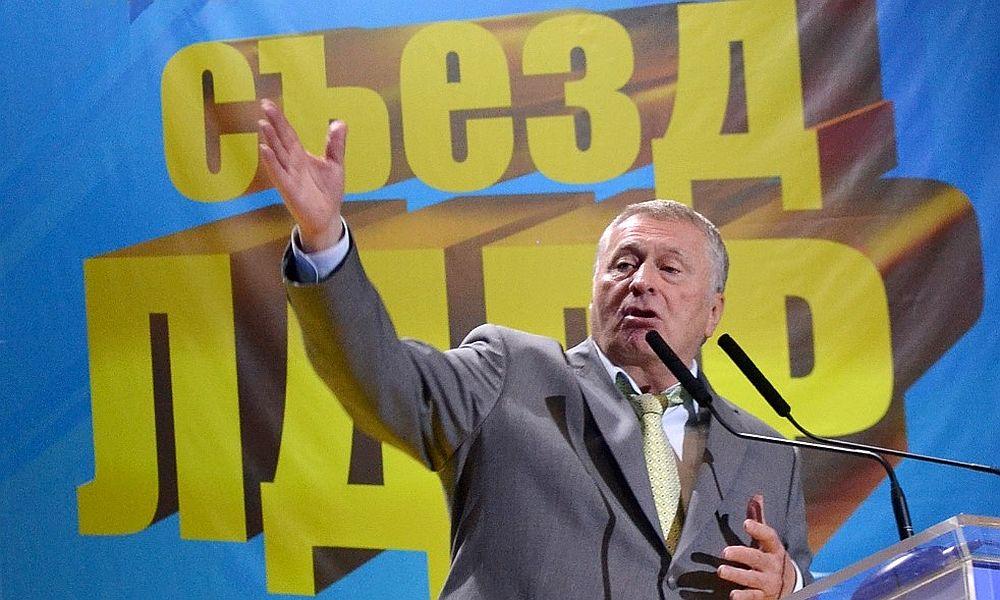 Жириновский назвал Октябрьскую революцию политическим ДТП с миллионами погибших