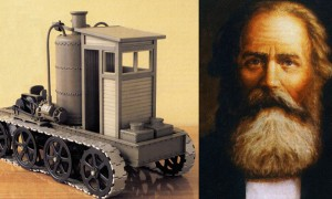 Календарь: 27 марта - Крестьянин Блинов изобрёл первый в мире трактор