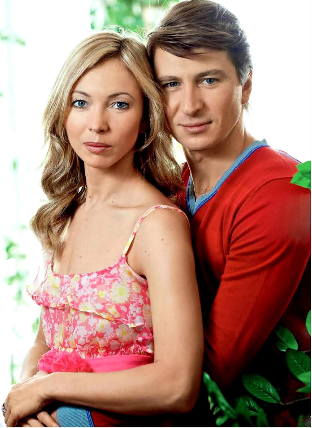 Алексей коряков личная жизнь фото с женой и детьми