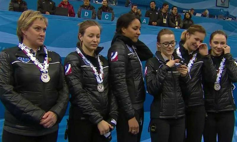 Россиянки достигли рекордного результата на чемпионате мира по керлингу
