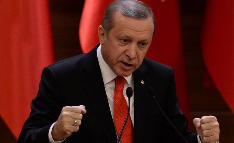 Эрдоган открыто вмешался в военный конфликт Азербайджана и Армении