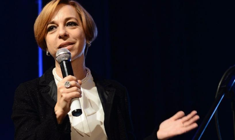 Известная телеведущая Максимовская перешла на работу в Сбербанк
