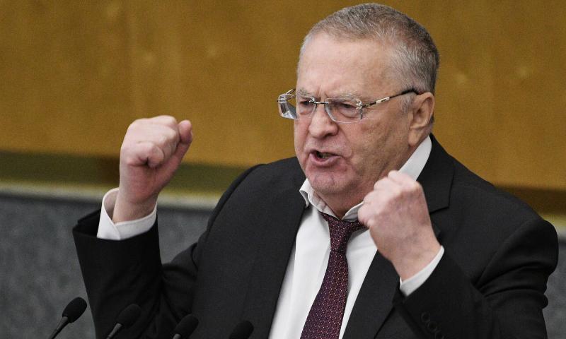 Жириновский потребовал отменить плату за газ и электричество для россиян
