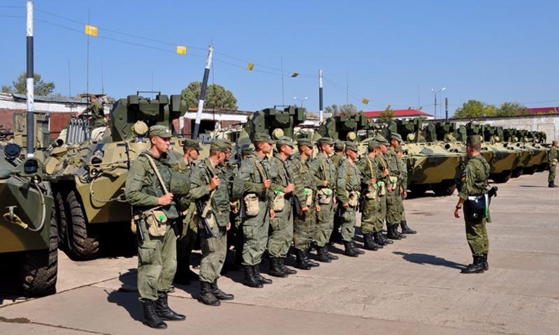 Внезапную проверку боеготовности войск объявили в Южном военном округе России