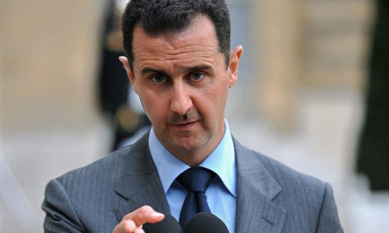 Башар Асад: Сирии достаточно военной помощи, которую оказывает Россия