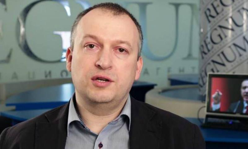 Шеф-редактор агентства Regnum попросил у Владимира Путина политического убежища