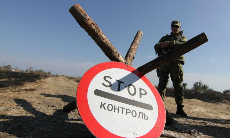 Госдеп предупредил Киев о потенциально тяжелых последствиях транспортной блокады