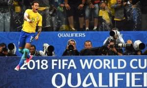 Сборная Бразилии первой получила право поехать в Россию на чемпионат мира по футболу-2018