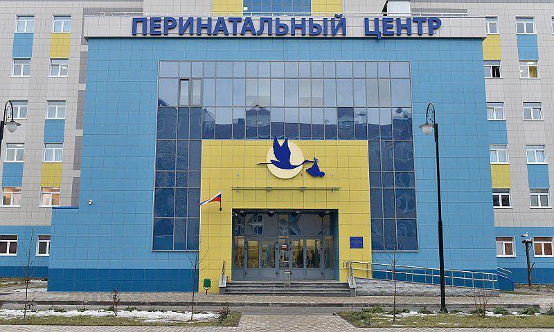 Перед приездом Путина в Брянск женщины начали ускоренно рожать в новом перинатальном центре