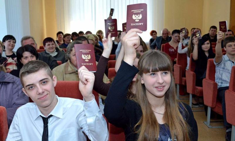 Наравне с украинцами: граждане ДНР и ЛНР получили право пробыть в России только 90 дней подряд