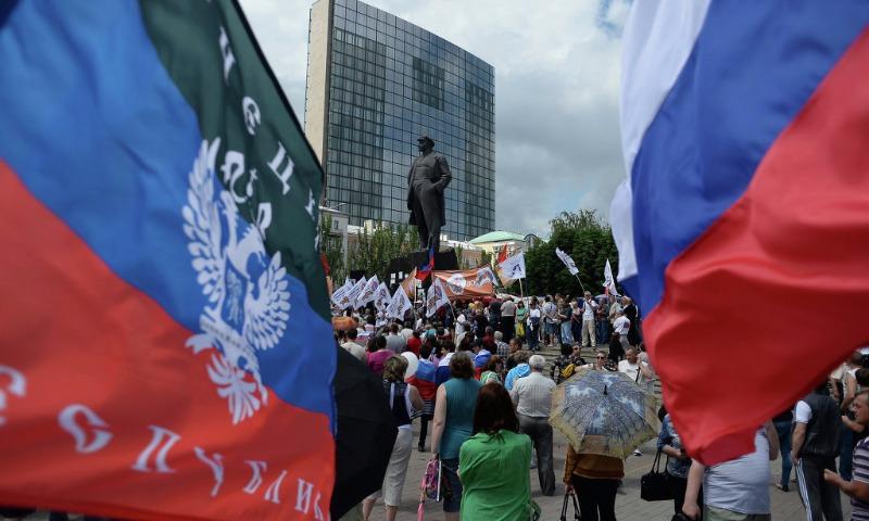 Четверть россиян заявили в опросе ВЦИОМ, что наша страна должна признать ДНР и ЛНР