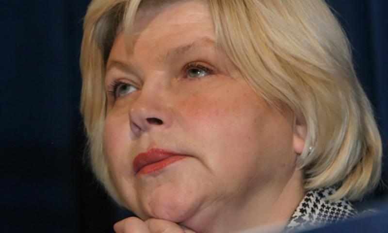 Елена Драпеко - кандидат в президенты России-2018