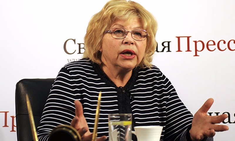 Свинством назвала Елена Драпеко запрет СБУ для российской участницы