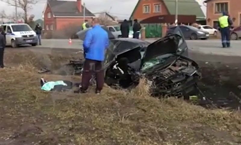Трое юных спортсменов погибли в страшной аварии под Москвой