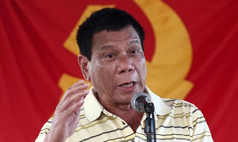 Родриго Дутерте разрешил кораблям ВМС РФ и Китая свободно заходить в порты Филиппин