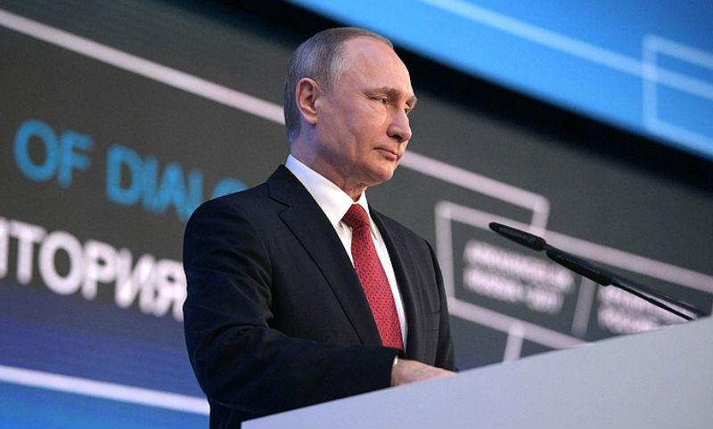 Путин решил встретиться с Трампом в Хельсинки