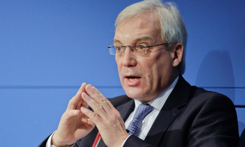 В Совфеде назвали Александра Грушко «очень достойной» кандидатурой на должность постпреда России при ООН