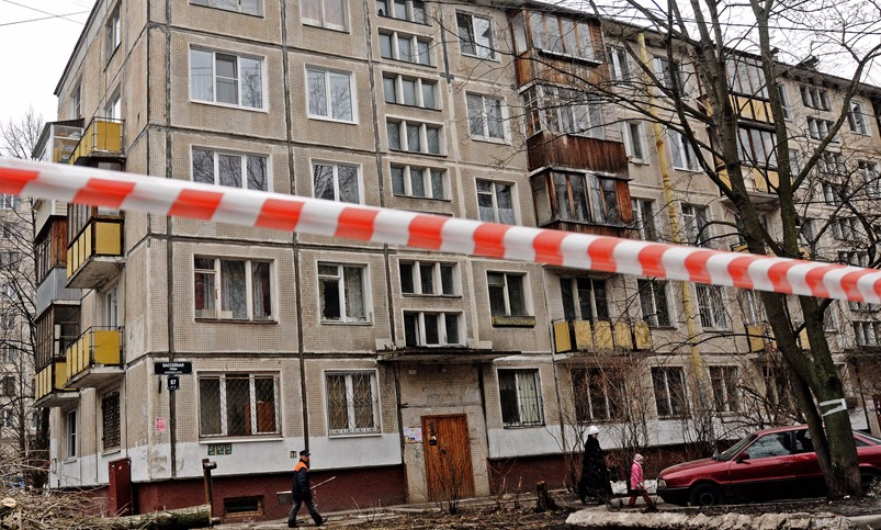 Справедливороссы предложили сносить «хрущевки» по всей России