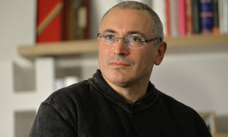 Ходорковский решил покинуть пост главы «Открытой России» в следующем месяце