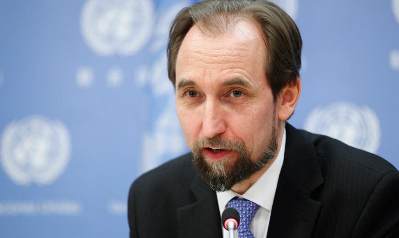 МИД РФ жестко раскритиковал верховного комиссара ООН за высказывания по Сирии