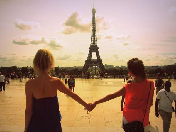Открываем новые границы: Париж