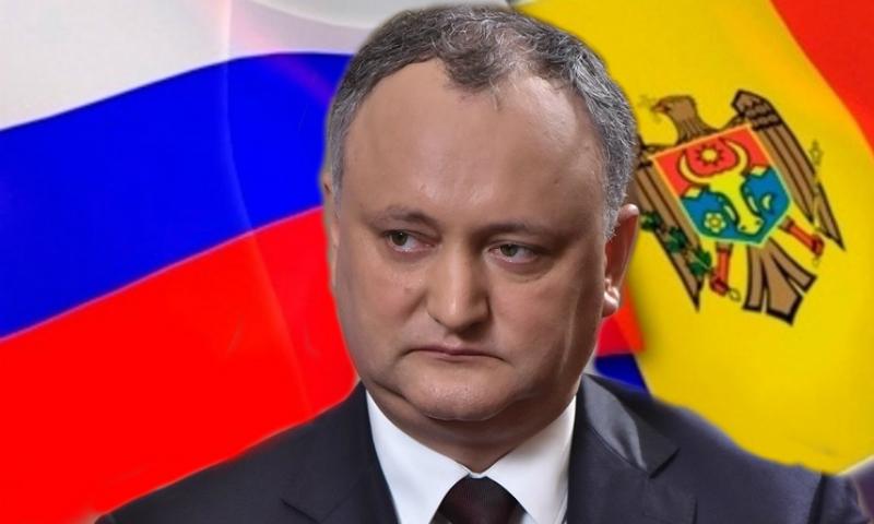 Молдавия начала поворот в сторону евразийского сотрудничества с Россией