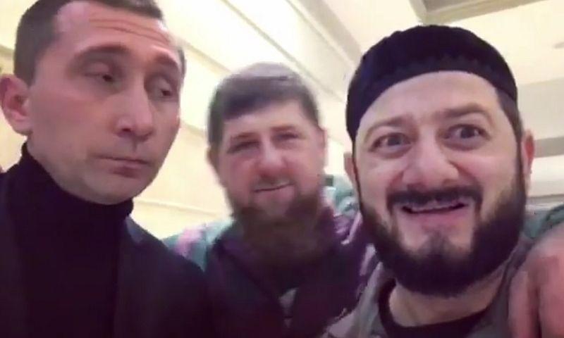 Галустян, Грачев и Кадыров ответили НАТО и пообещали дойти до