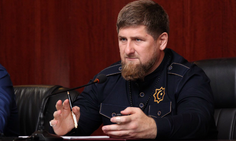 Пятерых детей убитой мужем чеченки вернули из Германии в Россию