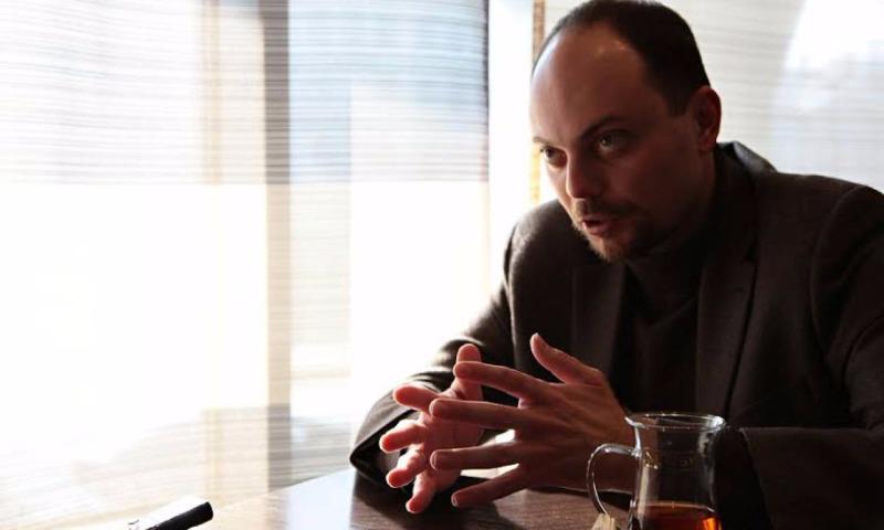 Третий раз будет последним: Кара-Мурза связал попытку отравления с оппозиционной деятельностью