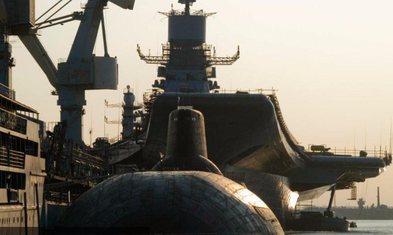 Самую опасную для ВМС США российскую подлодку спустили на воду в Архангельской области