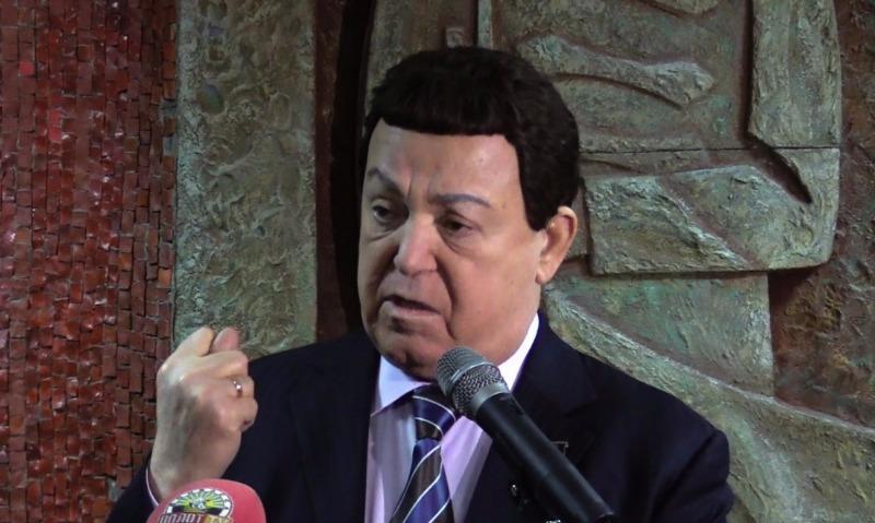 Кобзона порадовал возможный запрет украинских властей на въезд Самойловой в