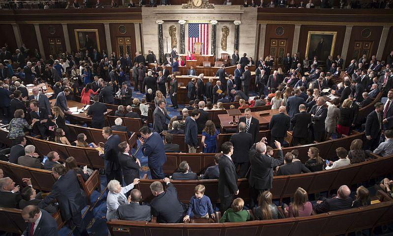 Демократы отказались участвовать в