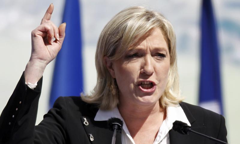 Ле Пен предрекла исчезновение «бесполезного» Евросоюза с карты мира